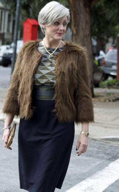 125 Best Fashion For Older Women Images On Pinterest -8646