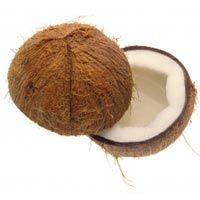Recette beauté maison avec de l'huile ou du lait de coco : pousse des cheveux, chute des cheveux, lisse les cheveux, cheveux secs, cheveux frisés, cheveux bouclés.