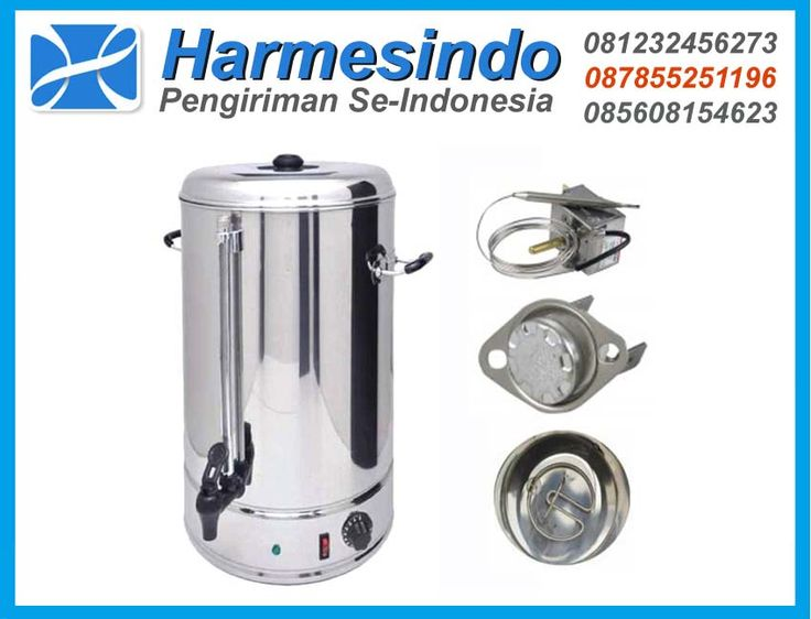 Mesin Pemanas Air WB-20 Water Boiler