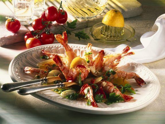 Marinierte Garnelen ist ein Rezept mit frischen Zutaten aus der Kategorie Garnelen. Probieren Sie dieses und weitere Rezepte von EAT SMARTER!