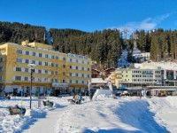 #SKI #UNTERKÜNFTE #GÜNSTIG #AROSA Posthotel Holiday Villa Arosa in Arosa günstig buchen / Schweiz www.winterreisen.de