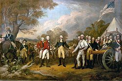 The Battle of Saratoga was a turning point in the revolutionary war. The Continental Army made Burgoynes army to retreat twice. Soon the Americans were closer to winning their independence.