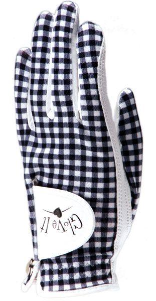 Gingham Glove It Ladies Golf Gloves  at #lorisgolfshoppe