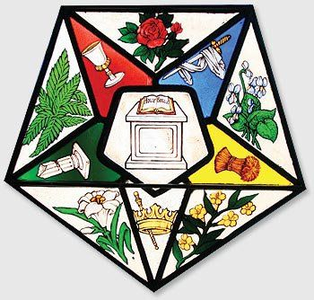 The inverted pentagram of Solomonic Magic (or necromancy) is a very popular symbol in Freemasonry. This pentagram symbolizes the fallen angel Lucifer, who is envisioned as the keeper of the Holy Grail. This teaching explains why there is a cup in the inverted pentragram of the Freemasons. Moreover, books from the 1800s indicate that Freemasons honor the fallen angel Lucifer in their highest degree. This relates to the fact that Freemasonry is derived from the Rosy Cross mysteries of the…