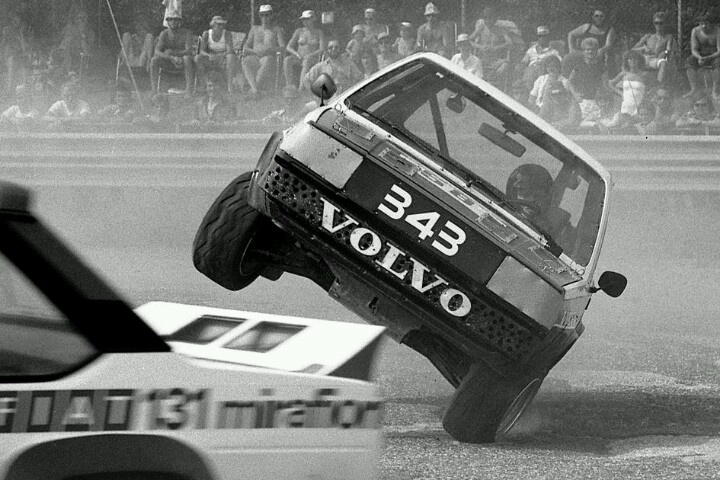 Volvo 343 to the limit