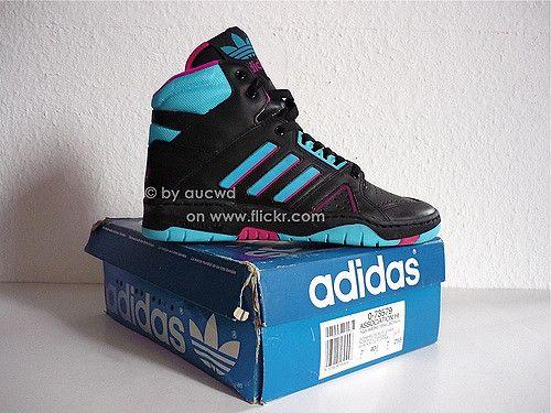 adidas basketball shoes 80s