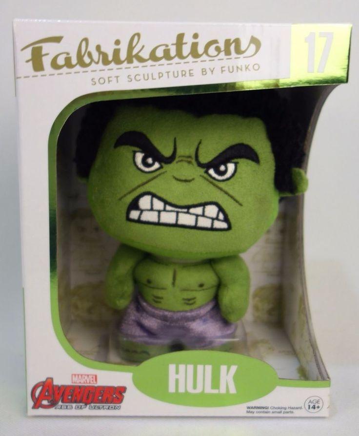 Funko Fabrikations: Avengers 2 - Hulk Action Figure #Funko