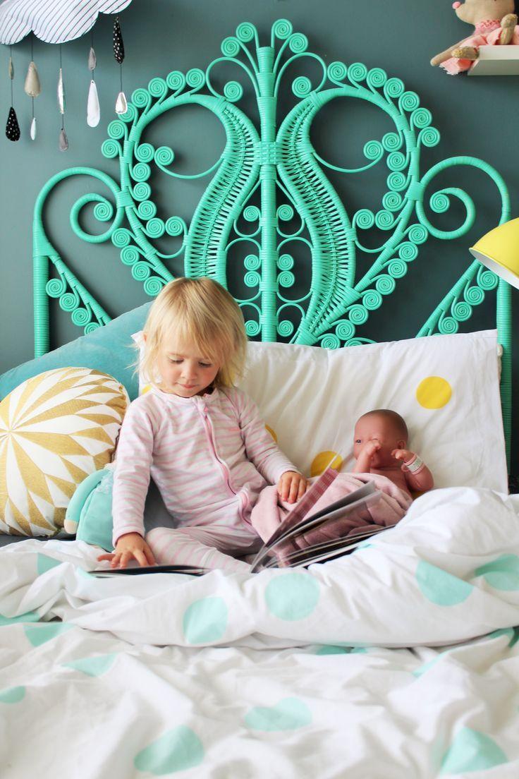 Little Louli Linen - on the blog | kids room decor |children's bedrooms | barnrum | kinderzimmer | toddler room ideas