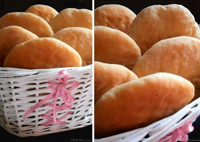 Słodka Strona: Domowe Chlebki Pita