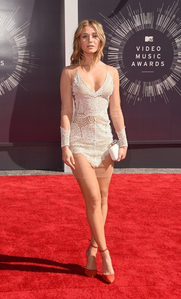 "When you saw her at the VMA's you nearly had to be hospitalized – it was so worth it. | 21 Signs You're In Love With Rita Volk From MTV's ""Faking It"""