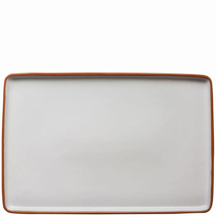 #weylandts #entertaining Terracotta Rectangular Platter – Large