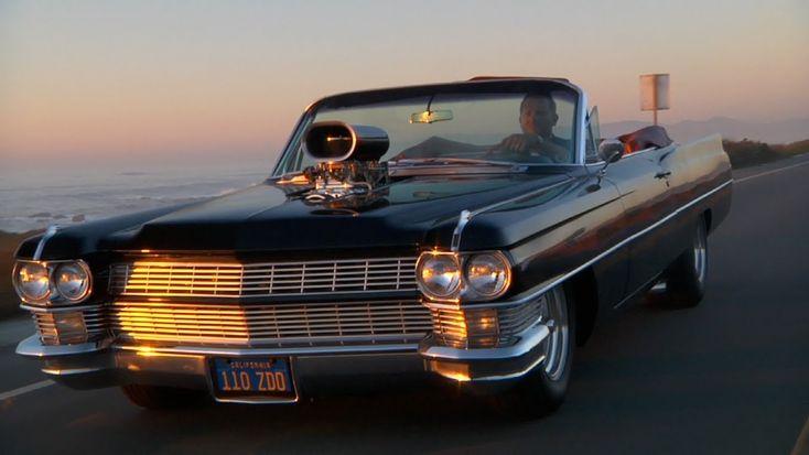1964 Cadillac: Big, Black & Blown - /BIG MUSCLE (+playlist)