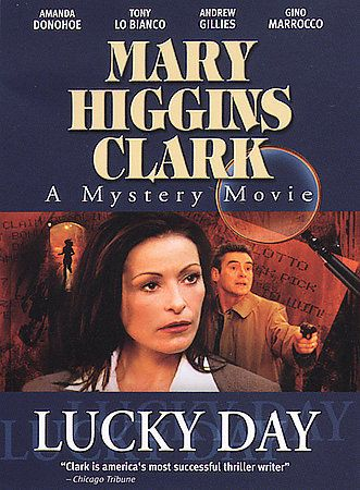 Lucky Day #Mary #Higgins #Clark DVD Amanda Donohoe #Mystery Movie DVD FACTORY SEALED