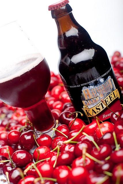 Kasteel Rouge  |  Fruit Beer  |  8% ABV  |  Belgium, possibly the best fruit beer.