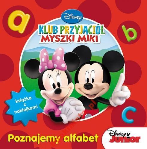 Klub Przyjaciół Myszki Miki Poznajemy alfabet