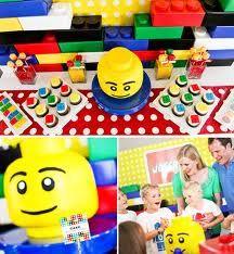 Lego cakes & party ideas