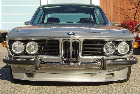 Mobil Sport Antik: BMW E9 | Mobil Terbaik Dunia