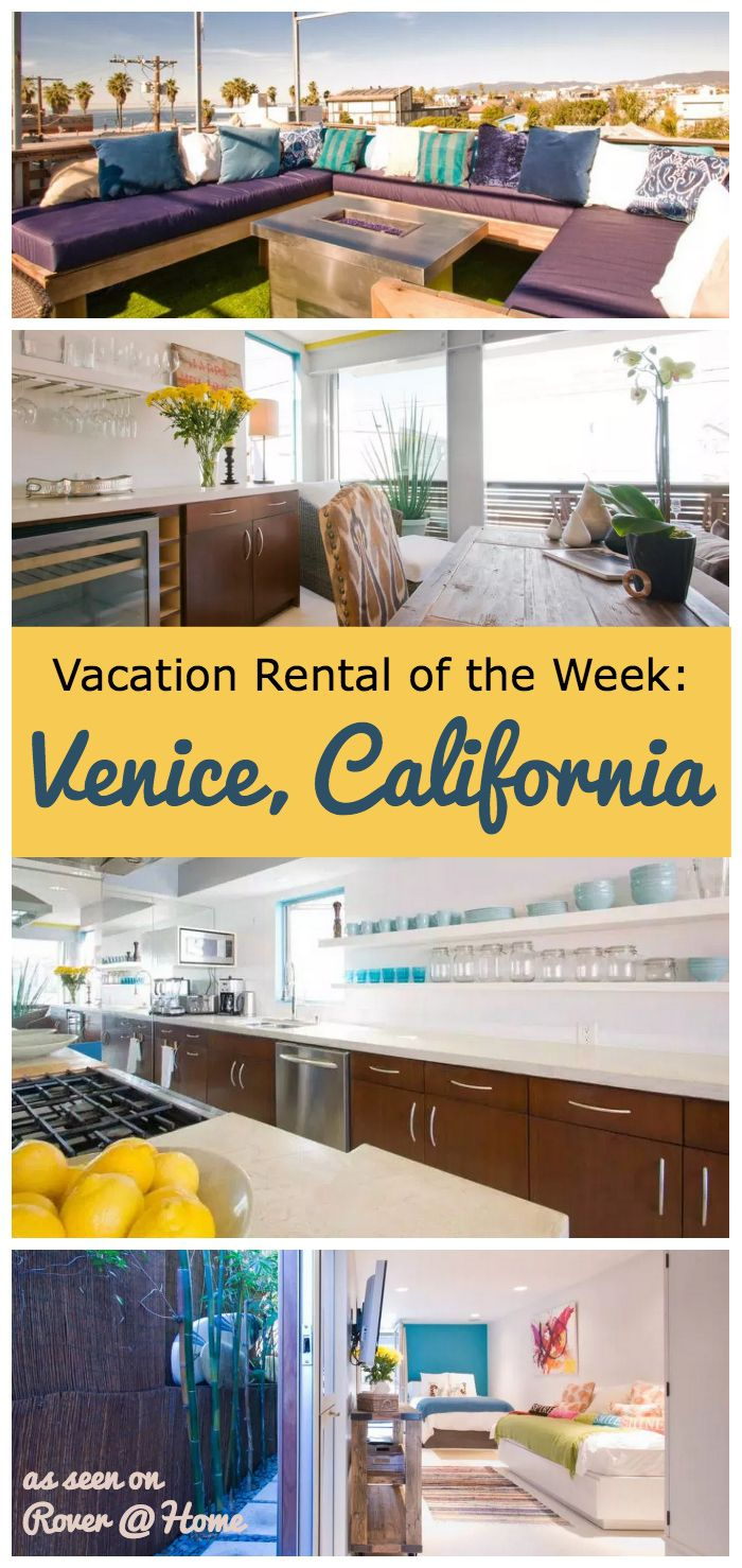 Stylish Vacation Rental in Venice, California