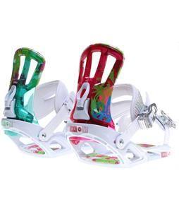 90.95 Rossignol Tesla Snowboard Bindings - Women's link: http://www.proboardshop.com/ro1telw2414zz-rossignol-snowboard-bindings.html