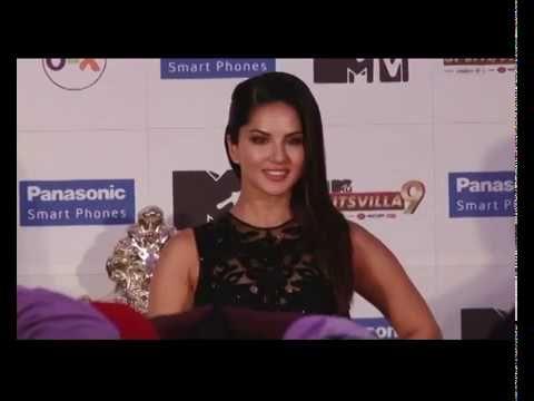 Splitsvilla 9 Grand Launch with Sunny Leone & Rannvijay