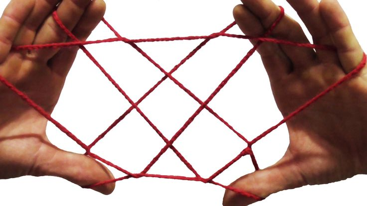 String Tricks! How To Make A Star With Center Diamond String Figure.  String figures or string games are great kids activities that many find engaging and calming. They are also a great way to build finger and hand dexterity for fine motor skills.