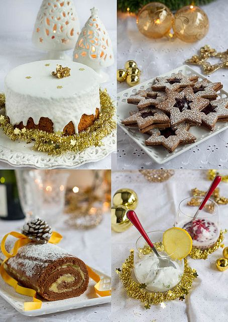 Gluten free christmas recipes. These presentations look to go to eat!! So pretty #glutenfree