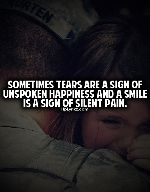 quotations on smile and tears - photo #17