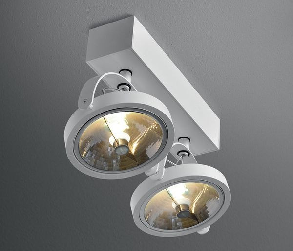 Nagy vizsgálóba Aquaform CERES fali/mennyezeti spotlámpa - 15112-03 - lámpa, csillár, világítás, Vészi lámpa webáruház