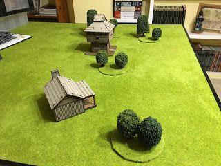 La memoria de los sábados                       : [Escenografía] Casas para Mosquetes & Tomahawks