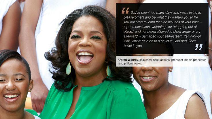 Oprah Winfrey | International day of the girl: 'To my 15-year-old self' - CNN.com