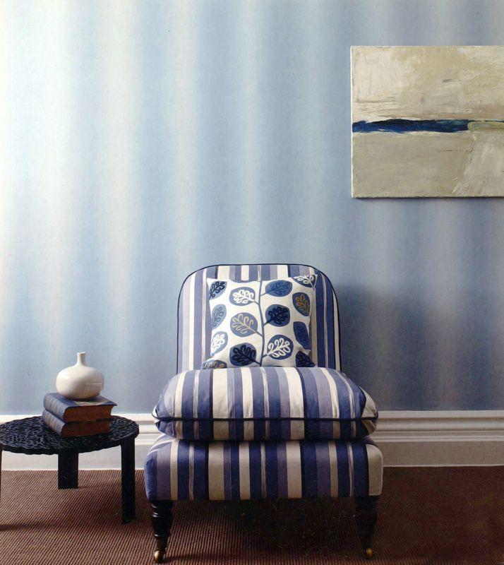 Opal Indigo/Blue från Sanderson