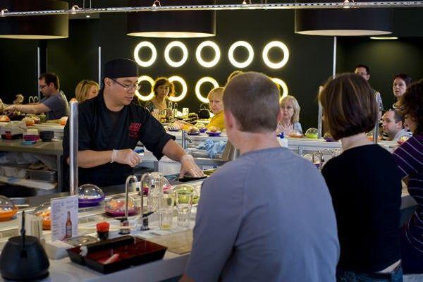 Enjoy a sushi masterclass with YO! Sushi