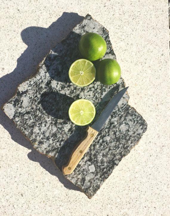 items similar to stunning granite cutting board