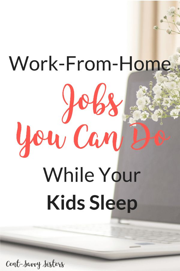 This list is really awesome. You can really work from home by finding out about these awesome ways to make money! These are great work from home mom jobs, but they're good for anyone who wants to make money online. Click through to the article to read the suggestions! There's one you probably haven't heard of too!