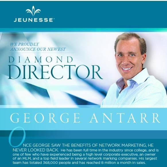 """""""My team and I are just getting started; because of them we can build phenomenal prosperity across the Globe. They are the real heroes."""" - George Antarr  Please join us in congratulating George on his remarkable achievement!"""