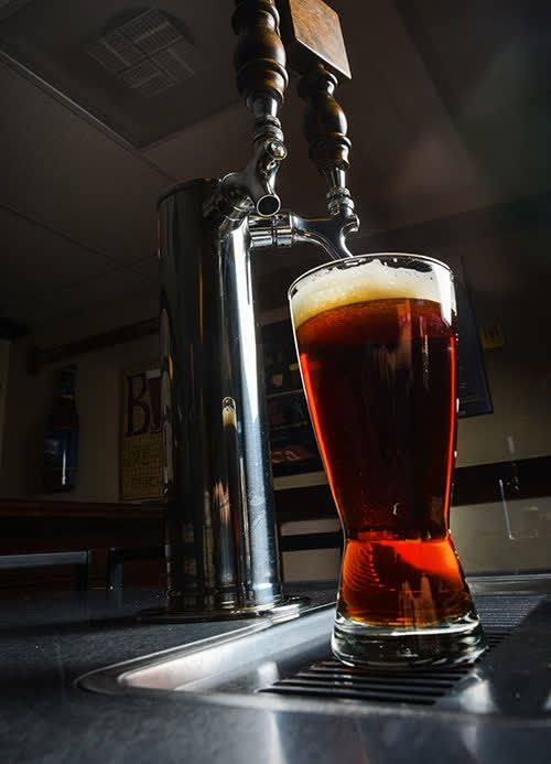 Fresh draught beer at home—is there anything better in the eyes of a craft beer enthusiast?  http://qoo.ly/ccy52