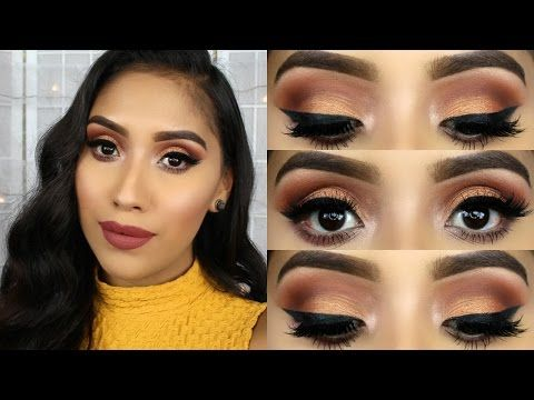 5 Tutorials for the Morphe 35O Palette | You Put It On
