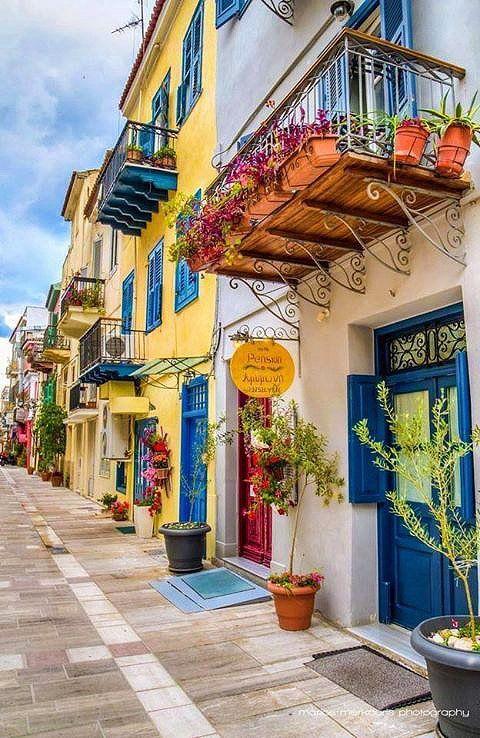 Nafplio #Peloponnese #GREECE