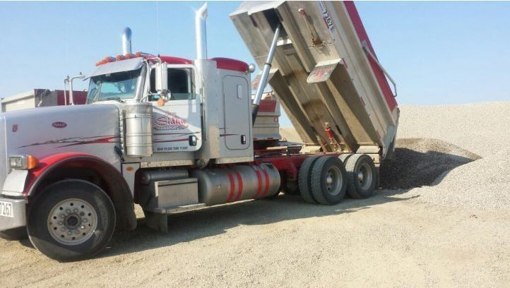 Your Ultimate Source for Hauling Services in Edmonton: Jay Sidhu Transport Ltd provides Contaminated Soil Hauling in Edmonton to haul contaminated slurry and soil. We handle these projects with complete documentation and precautionary items.