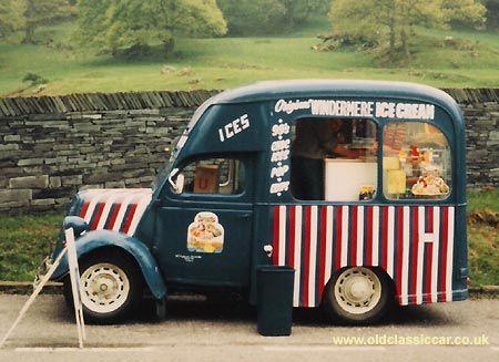 18 Best Ice Cream Vans Images On Pinterest