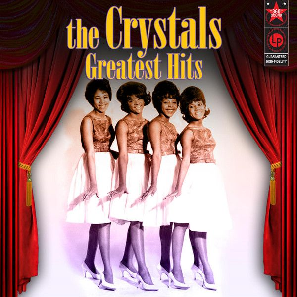 "#18: ""Then He Kissed Me"" by The Crystals - listen with YouTube, Spotify, Rdio & Deezer on LetsLoop.com"