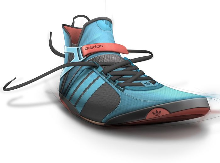 great dynamic perspective view... look ow simple yet dramatic the rendering  is. Shoe SketchesDrawing ...