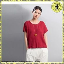 100% Cotton Casual Scoop Neck Women Tee Shirt For best seller follow this link http://shopingayo.space