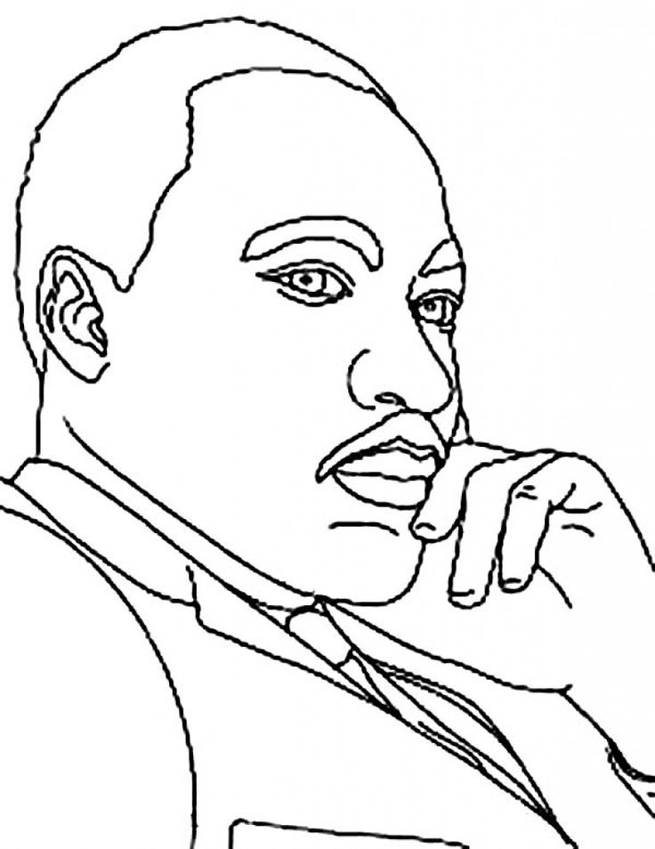 Civil Rights Coloring Pages