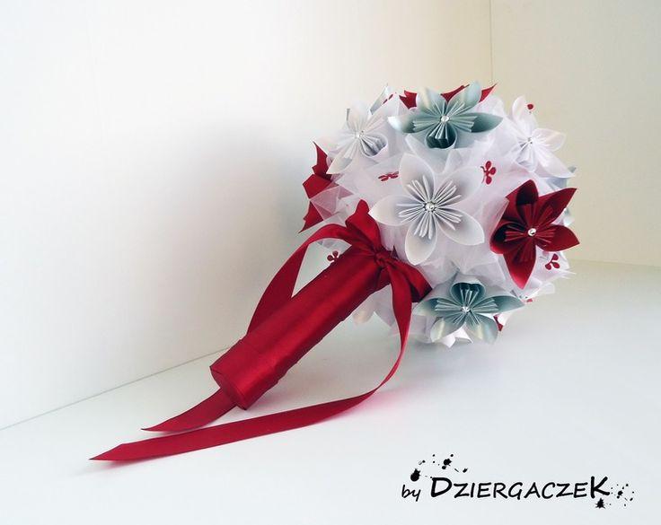 Oryginalne bukiety, wiązanki ręcznie robione w Dziergaczek - Hand made na DaWanda.com