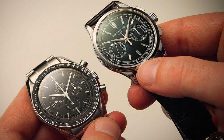 Forskellen på et ur til 33.000 kr. og et til 580.000 kr.