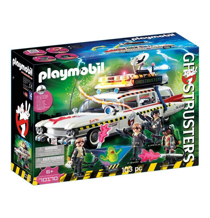 playmobilbild von elena auf playmobil  ghostbusters film
