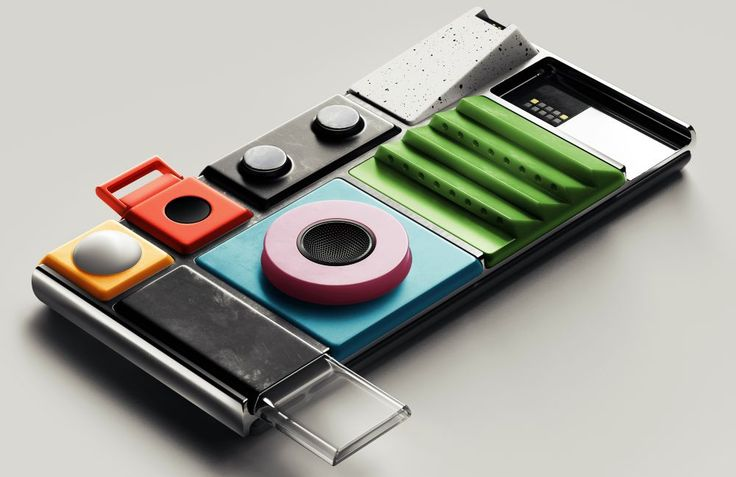 Google Project Ara smartphone to have third party hardware components