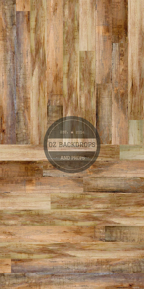 California Wood - Two In One - Oz Backdrops and Props