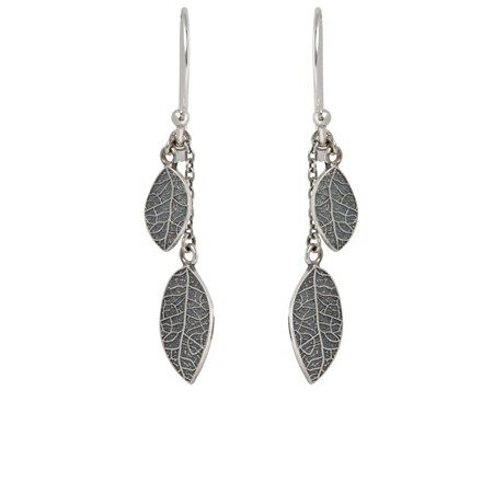 Aotearoa Collection - LOVE LEAVES EARRING - Global Culture